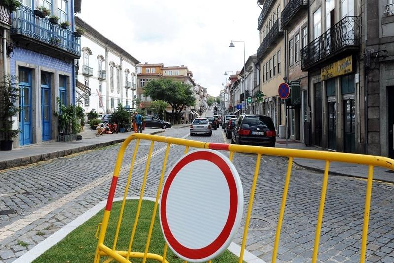 BRAGA - Noite Branca condiciona trânsito e estacionamento
