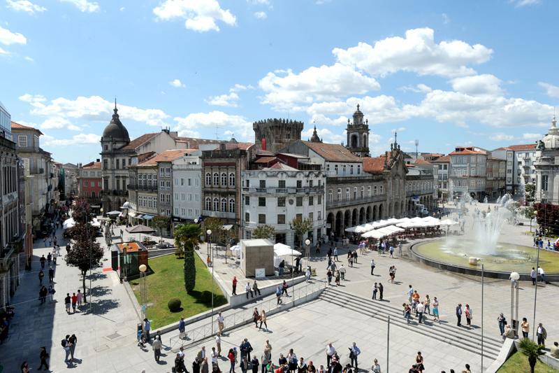 BRAGA – Turistas deixaram 24,5 milhões de euros em Braga no último ano
