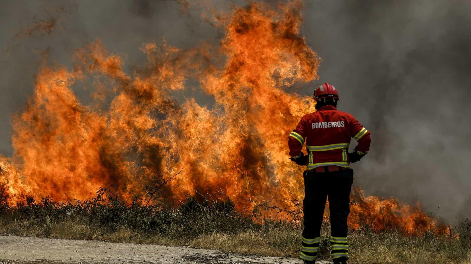 PAÍS – Prolongado período crítico de incêndios até 10 de Outubro