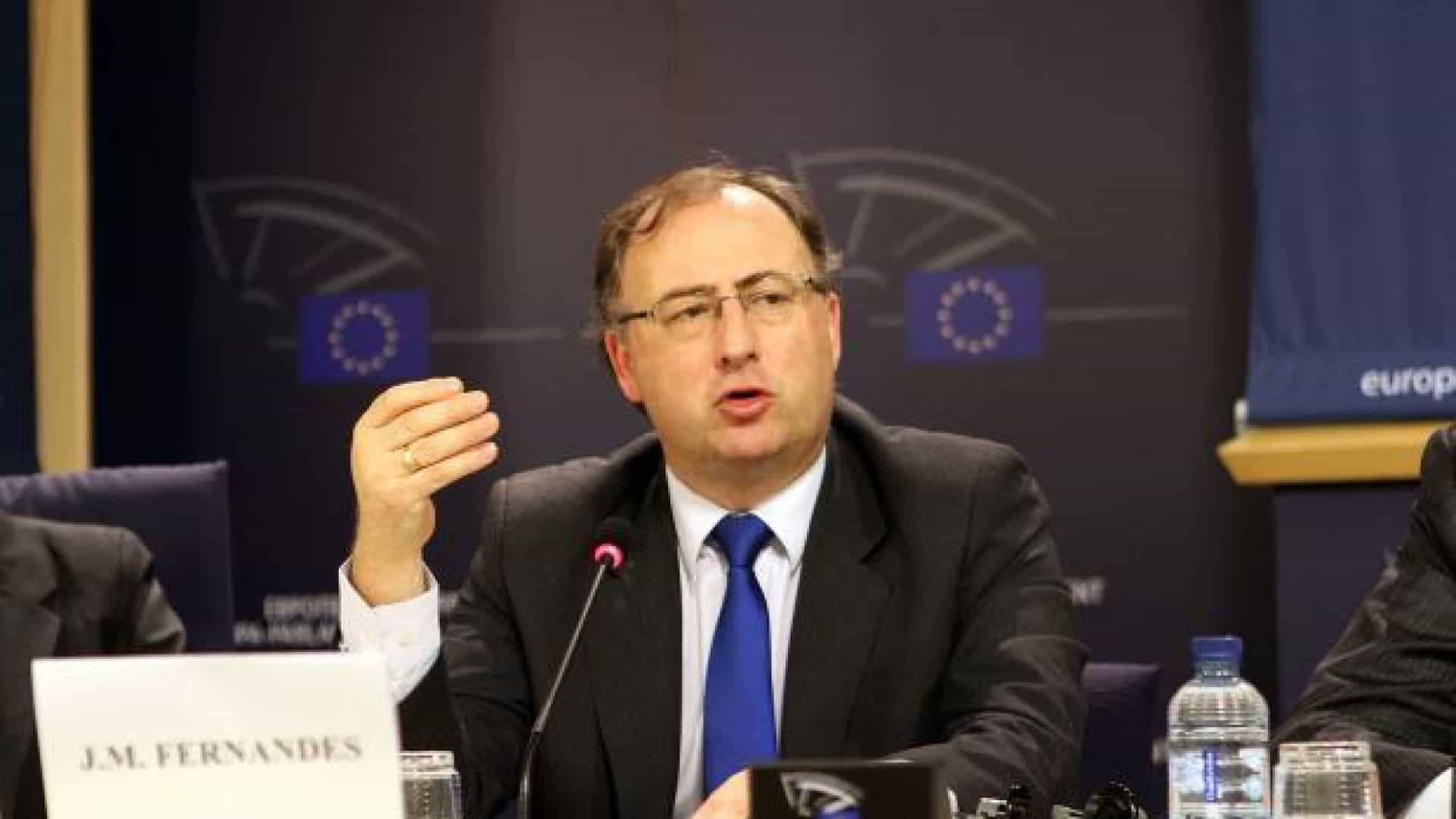 EUROPA – José Manuel Fernandes eleito Presidente da Delegação UE-Brasil