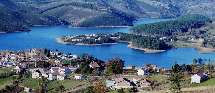 AMBIENTE - Bacia hidrográfica do Cávado a 36% da capacidade máxima