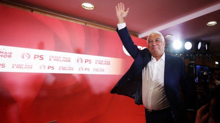 LEGISLATIVAS – Oficial. PS ganha sem maioria e há três novos partidos no Parlamento