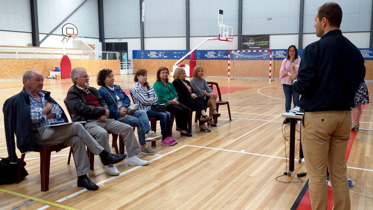 BRAGA – Portadores de diabetes tipo 2 têm sessões gratuitas de exercício físico em Braga