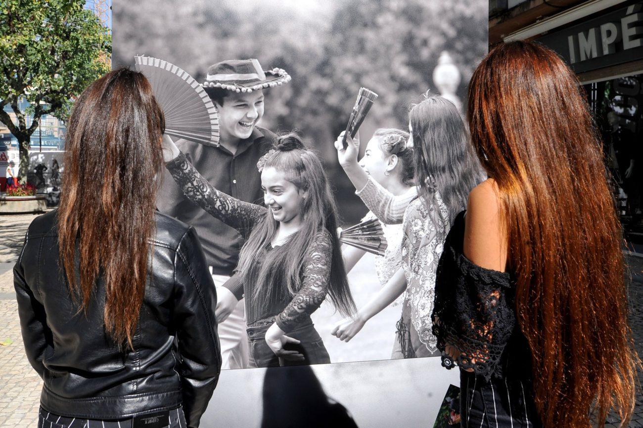 CULTURA - Exposição 'Quem tem medo?' mostra comunidade cigana de Braga