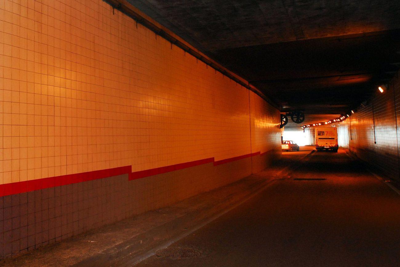 BRAGA - Obras nos túneis condiciona trânsito em Braga esta sexta-feira