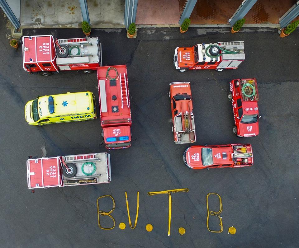 TERRAS DE BOURO – Bombeiros de Terras de Bouro homenageiam vítimas de violência doméstica