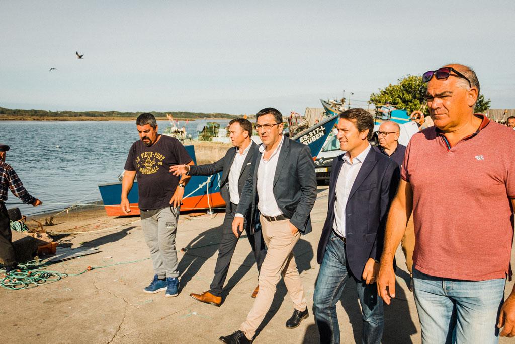 LEGISLATIVAS – PSD garante querer defender o mar e os pescadores