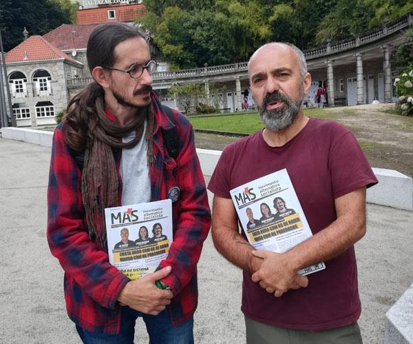 LEGISLATIVAS –  Alternativa Socialista esteve no Gerês e criticou «anel de fogo» em redor do Parque Nacional