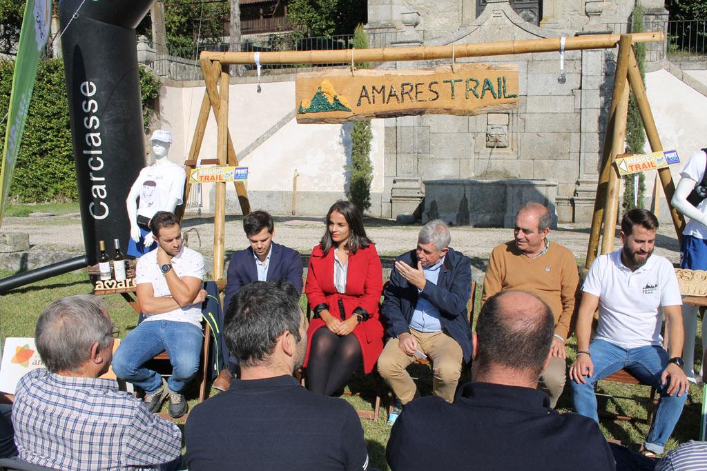 DESPORTO – Amares Trail volta a 24 de Novembro e vai partir da Casa da Tapada