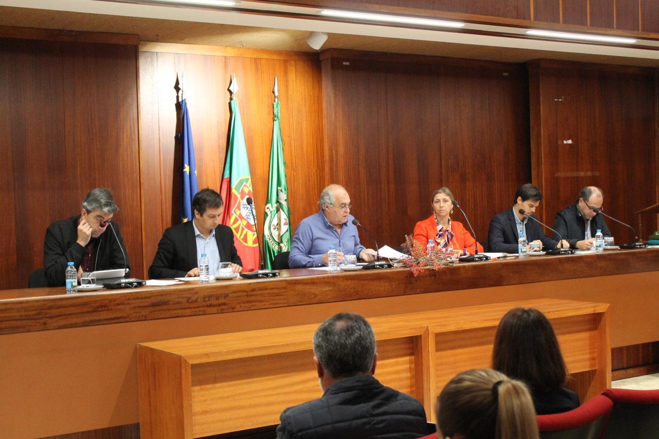 AMARES - Projecto técnico de execução para reabilitação do Parque da Feira Semanal deu que falar em reunião de Câmara