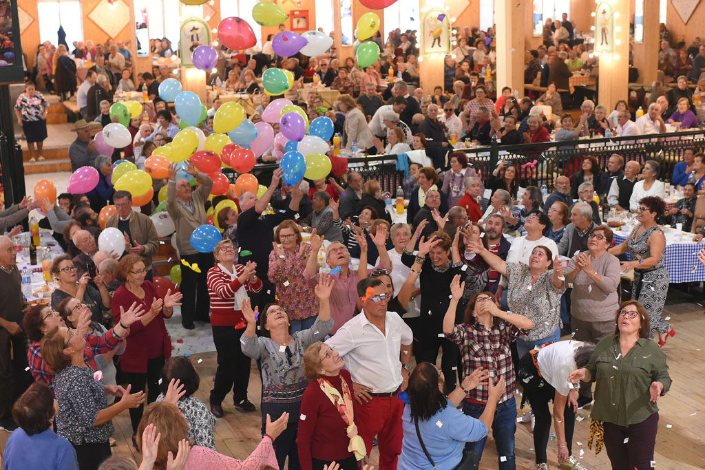 BRAGA - Câmara de Braga leva cinco mil seniores à Quinta da Malafaia