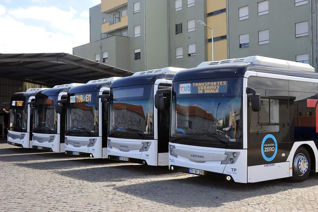 BRAGA – Transportes Urbanos de Braga pedem 10 milhões para aquisição de 32 autocarros