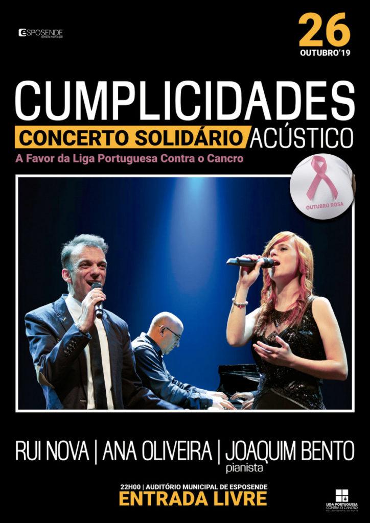 REGIÃO - Concerto solidário a favor da liga Portuguesa Contra o Cancro em Esposende a 26 de Outubro