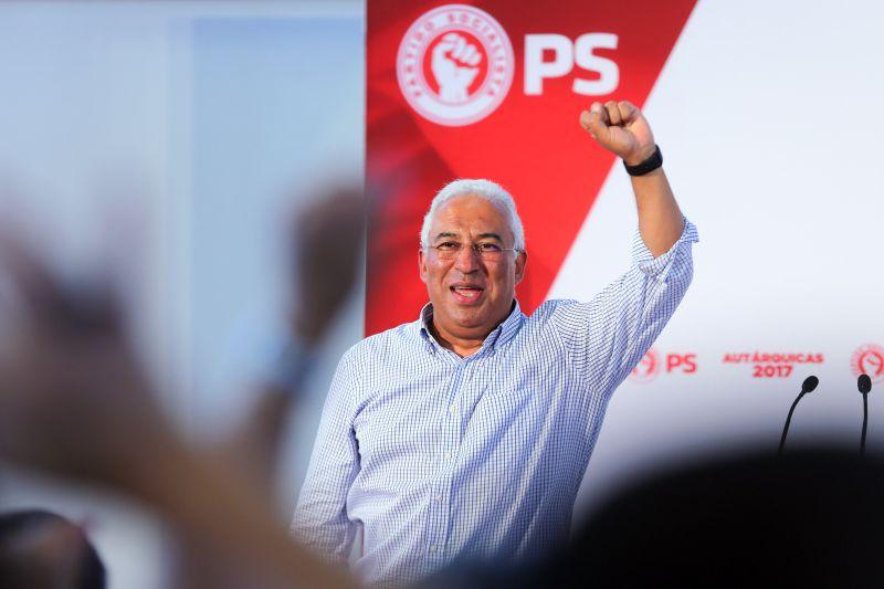 LEGISLATIVAS – PS vence Eleições Legislativas. E pode chegar à maioria absoluta