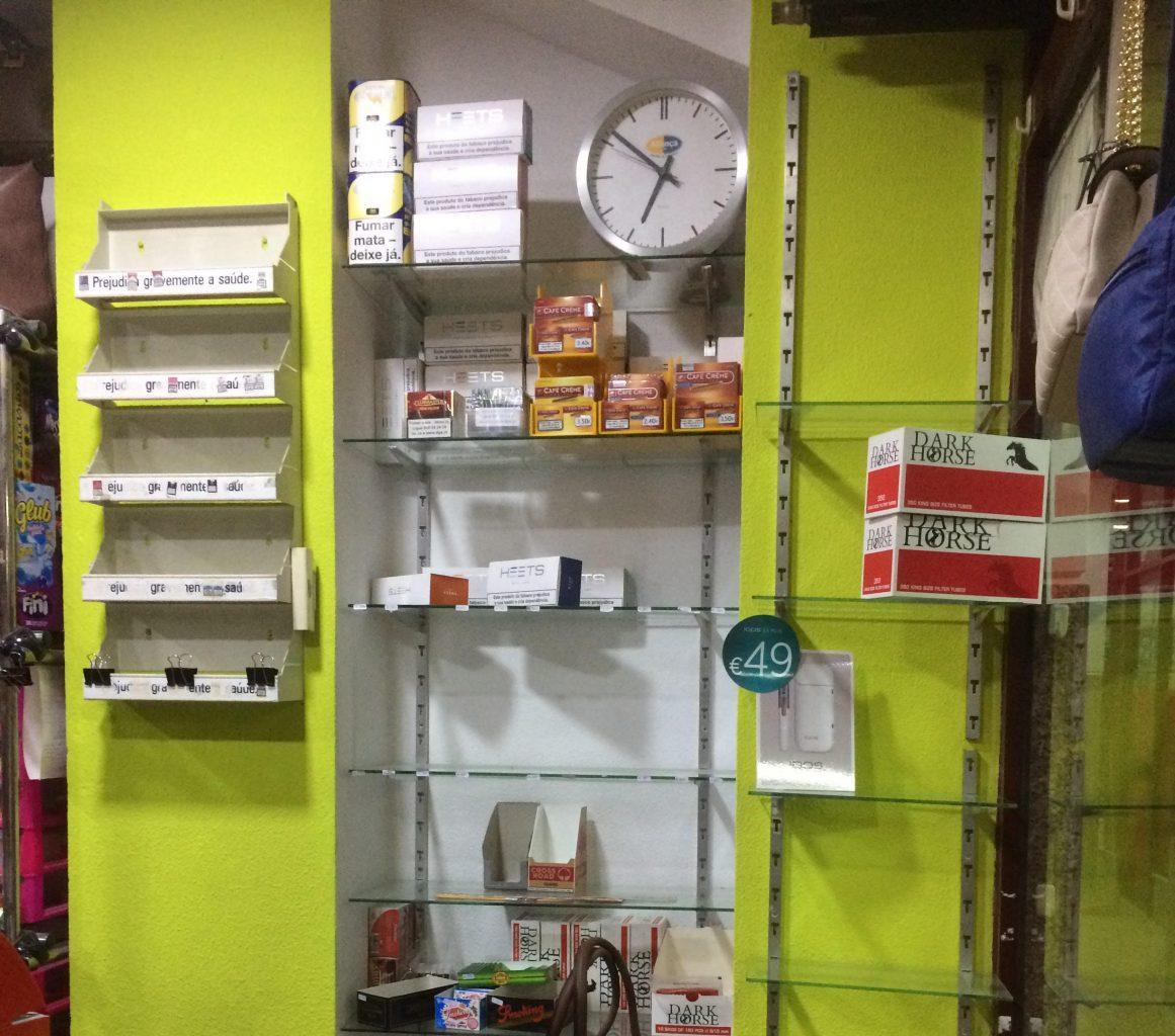 TERRAS DE BOURO –Três lojas assaltadas no centro do Gerês