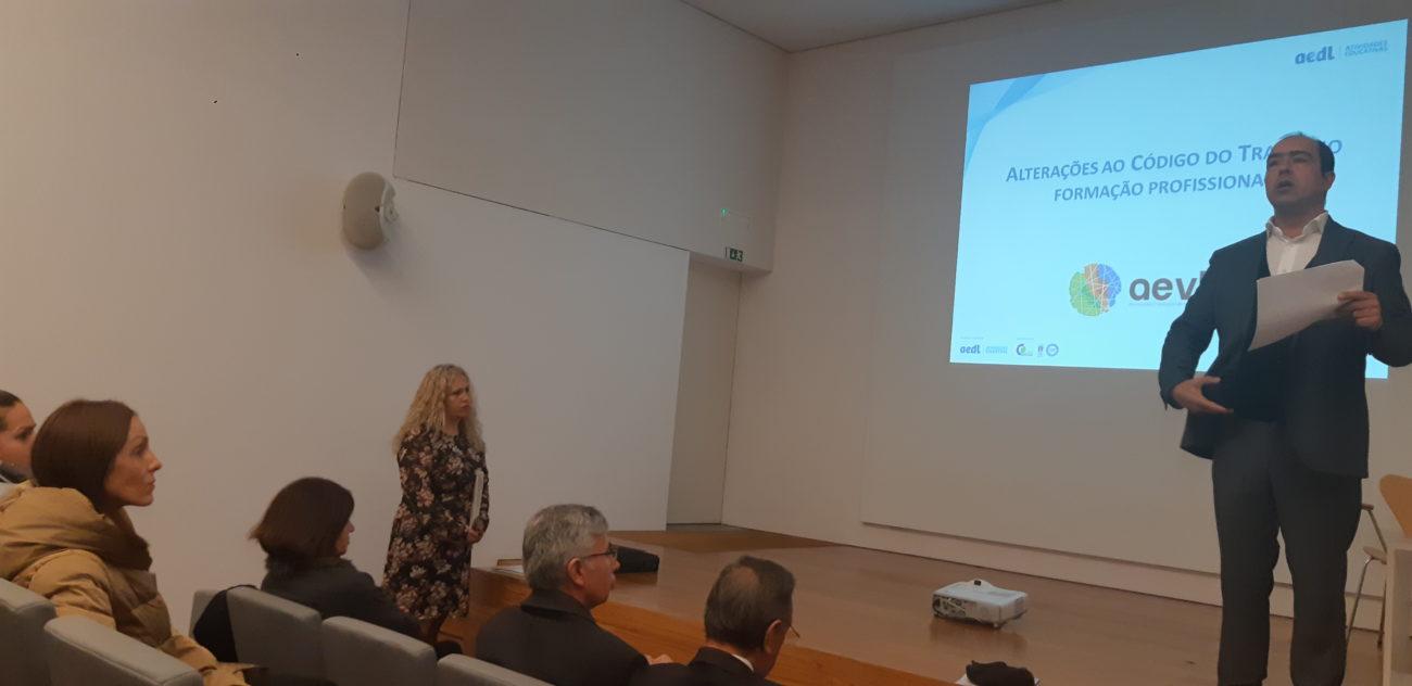VALE DO HOMEM (ECONOMIA) - AEVH aprovou orçamento superior a 500 mil euros para 2020 e coloca formação na primeira linha