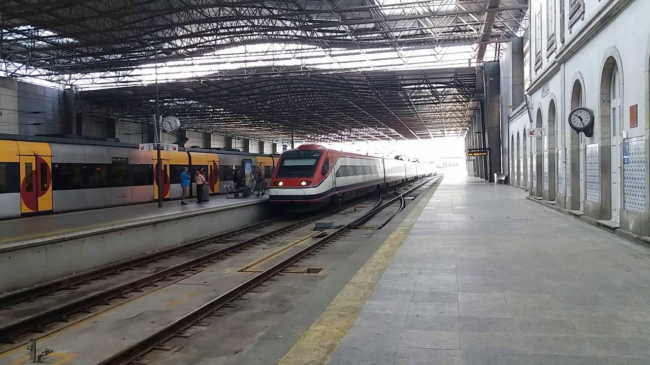 """REGIÃO –  Bloco quer investimento """"urgente"""" na rede ferroviária no distrito de Braga"""