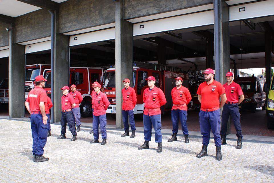 AMARES – Bombeiros de Amares organizam I Campeonato Intra-Distrital de Bombeiros de Braga