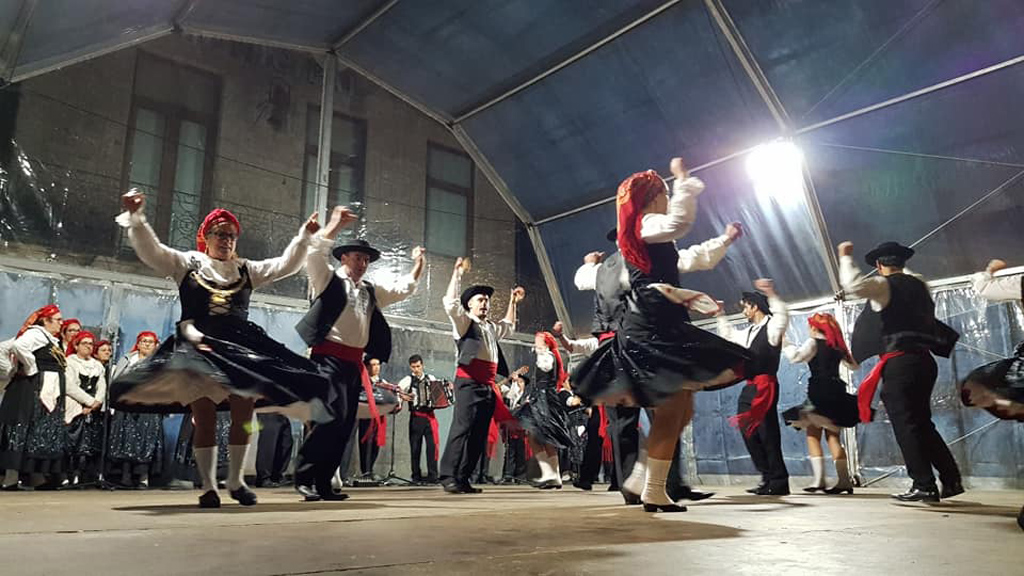 TERRAS DE BOURO –  Folclore animou noite de festa em Terras de Bouro
