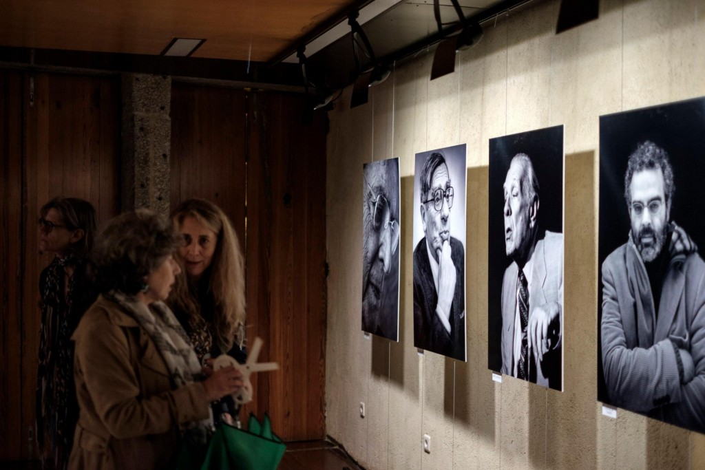 BRAGA – Museu da Imagem mostra 'Retratos' do fotojornalista Alfredo Cunha