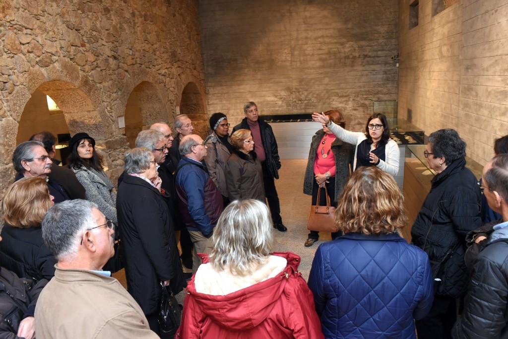BRAGA – Idosos foram ao Museu Pio XII conhecer História e histórias de Braga