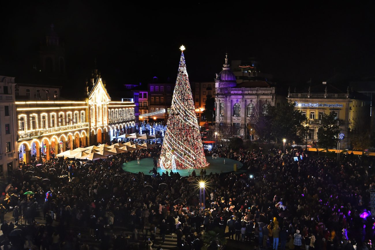 BRAGA –  Braga já é Natal