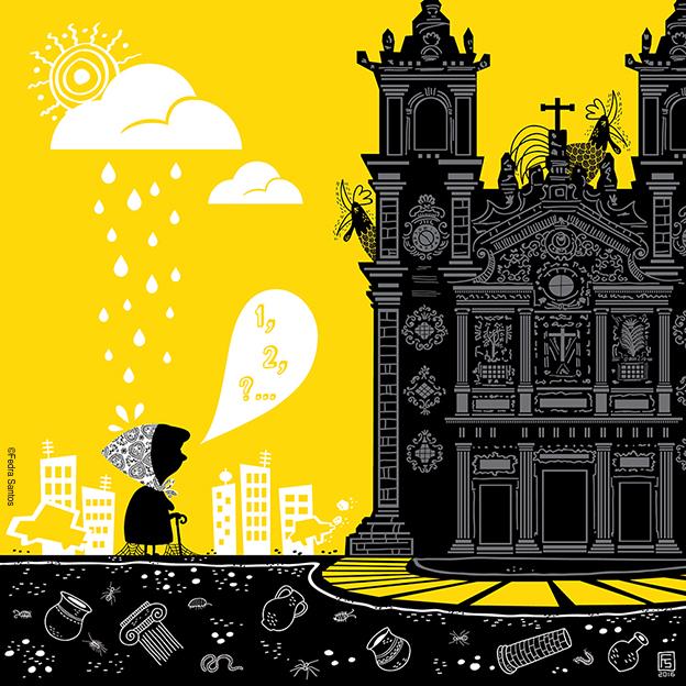 BRAGA - Encontro de Ilustração arranca este sábado com 'dizeres' típicos de Braga