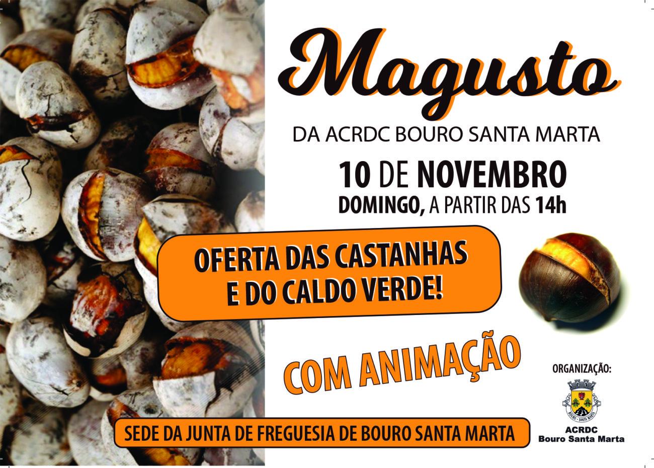 """AMARES – Associação """"As Ceifeiras"""" de Bouro Santa Marta promove magusto"""