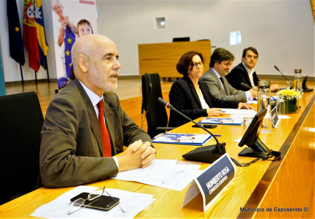 REGIÃO –  Esposende debateu contributos ambientaispara uma Europa melhor