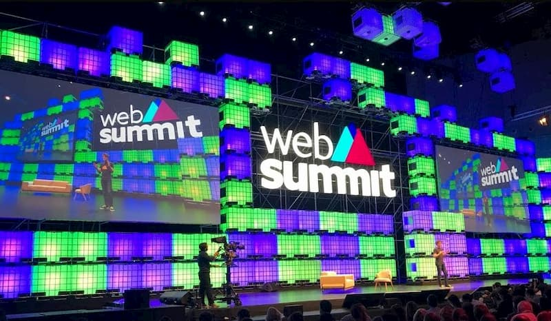 ECONOMIA - Cada visitante da Web Summit gasta perto de mil euros