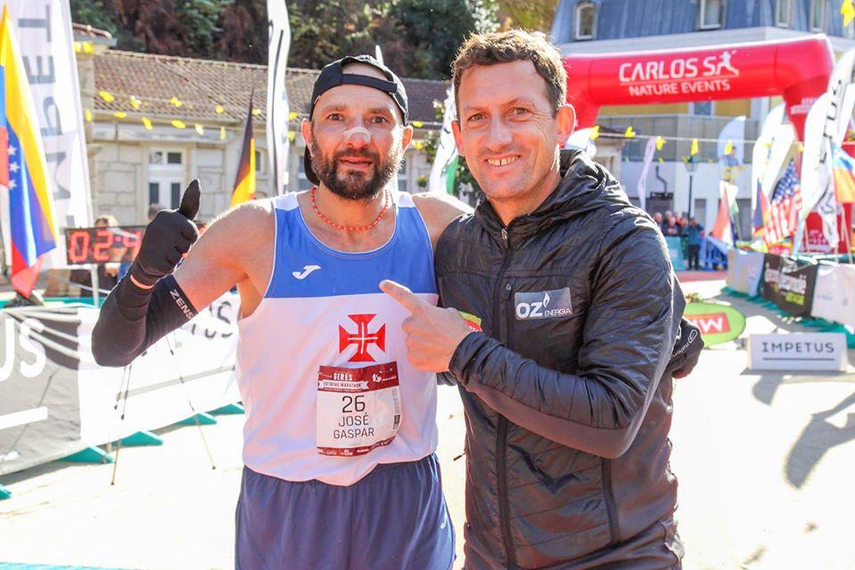 DESPORTO - José Gaspar (Belenenses) vence e estabelece novo record na Gerês Extreme Marathon