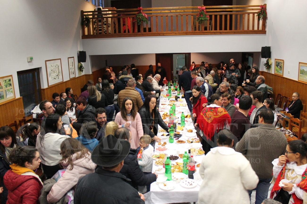 AMARES - São Vicente do Bico promove Festa de Natal a 22 de Dezembro