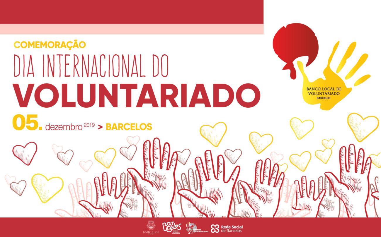 REGIÃO - Barcelos comemora Dia Internacional do Voluntariado esta quinta-feira