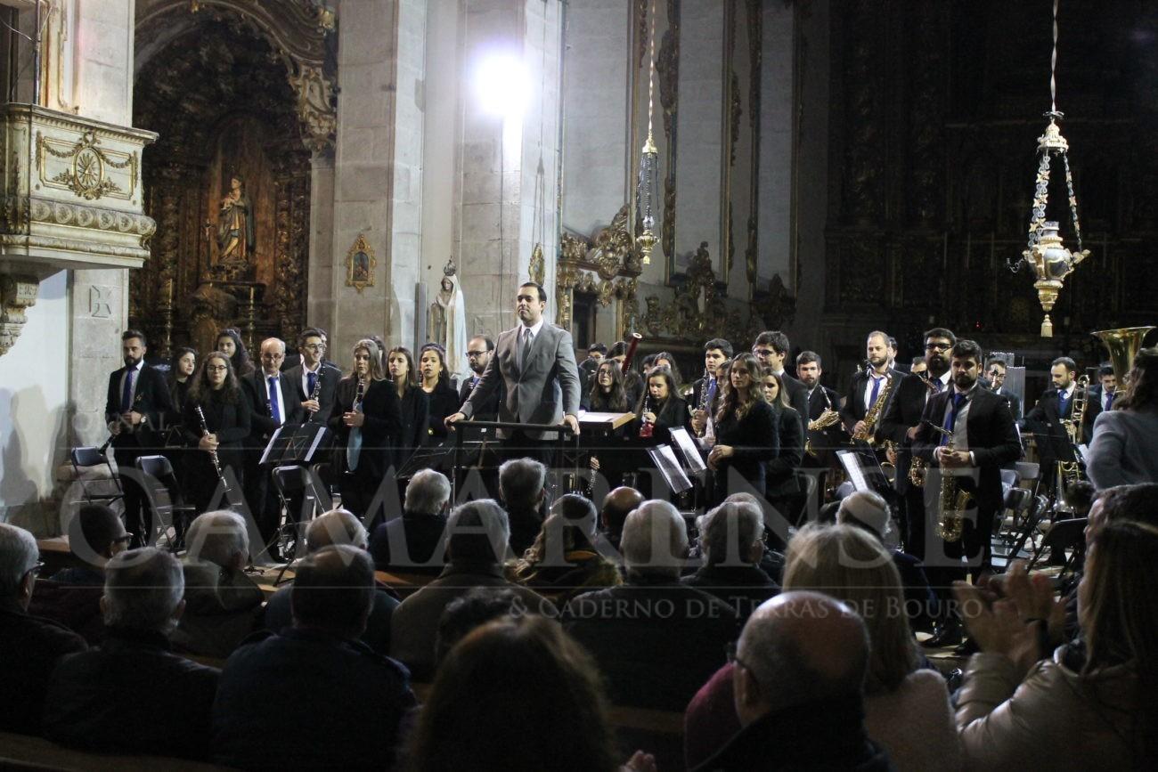 AMARES - Banda Filarmónica de Amares promove Concerto de Ano Novo a 5 de Janeiro