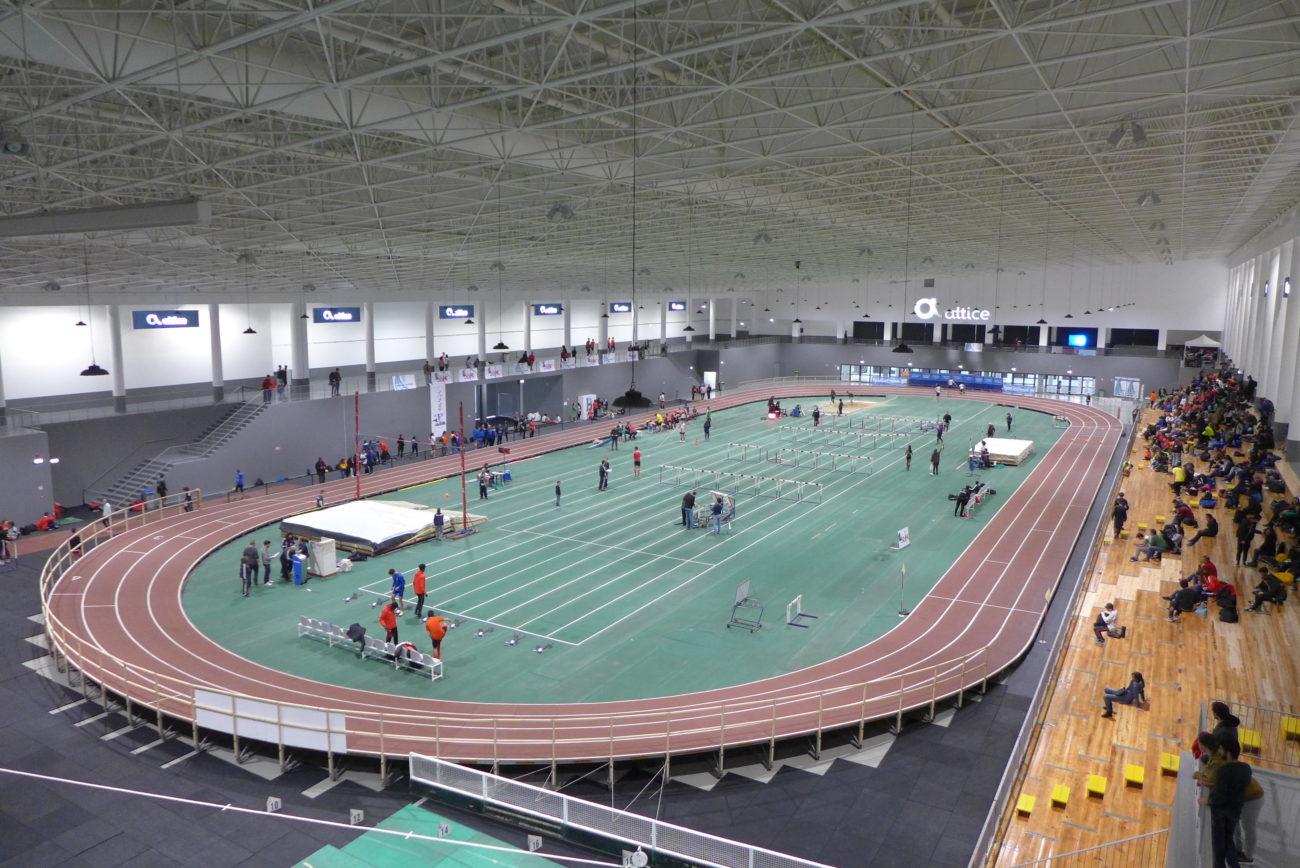 DESPORTO - Provas de atletismo regressam ao Altice Forum Braga este domingo