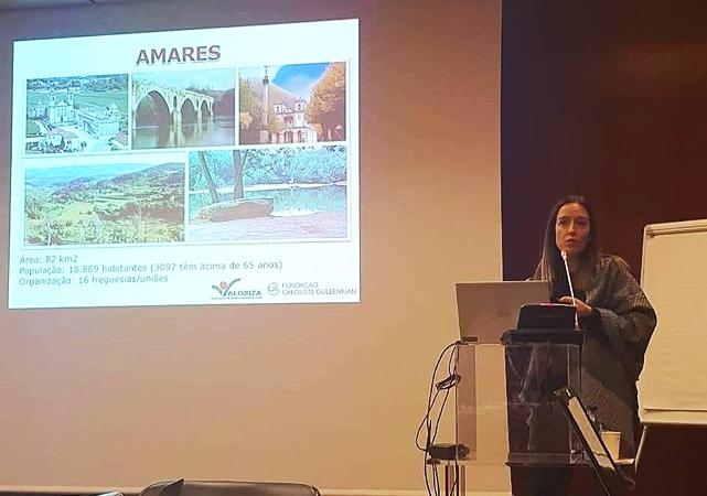 AMARES – Valoriza leva projecto amarense a encontro nacional de projectos premiados