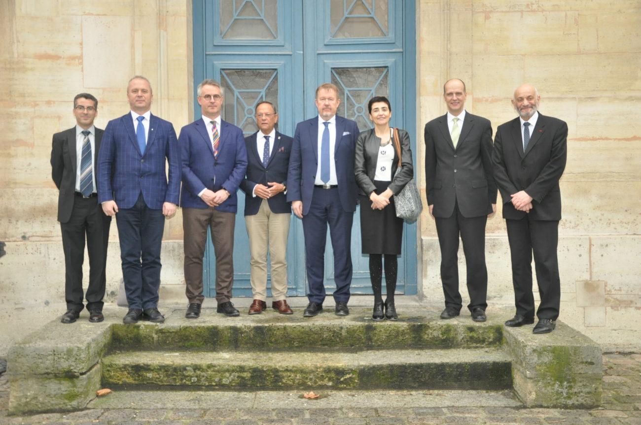 """EDUCAÇÃO - ISAVE e parceiros europeus assinaram memorando e declaração de princípios da Aliança Europeia """"3IN"""""""