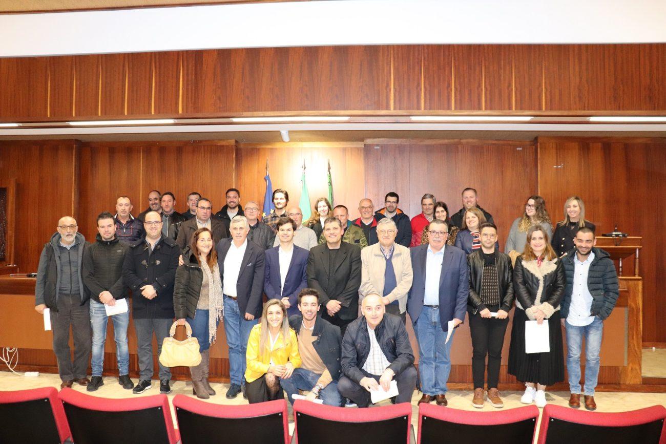 AMARES - Câmara de Amares formalizou protocolos de colaboração com Associações concelhias para 2020