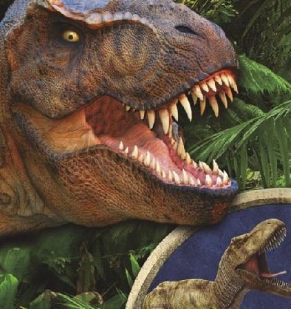 BRAGA - Dinossauros estão a chegar a Braga