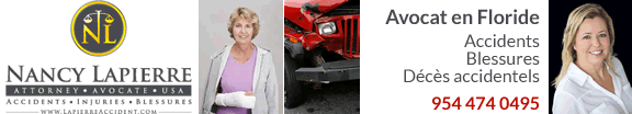 Nancy LAPIERRE - Avocat - Accident Floride