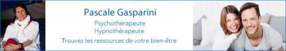 Psychothérapeute Pascale Gasparini