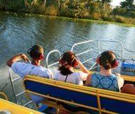 Le lac Jesup à Orlando
