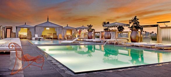 Les plus beaux hôtels aux meilleurs prix de Los Angeles