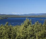 Une journée d'été au lac Winnipesaukee