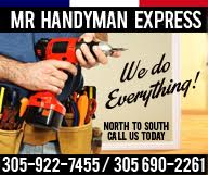 Mr Handyman Express