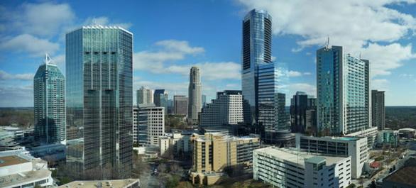 Les quartiers d'Atlanta