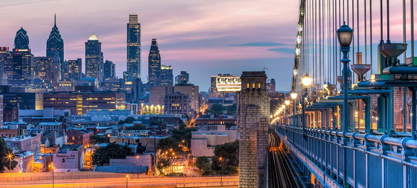 Un weekend à Philadelphie