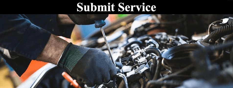 Submit a Service