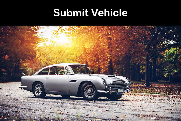 Submit Vehicle