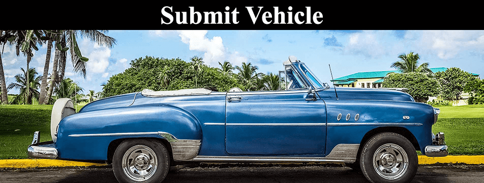 Submit a Vehicle